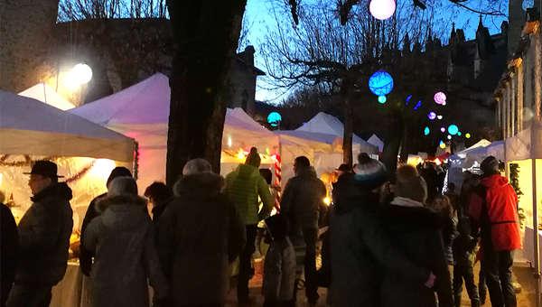 Marche De Noel Isere Les marchés de Noël   Saint Marcellin Vercors Isère communauté